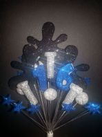 Mechanic 16th birthday cake topper decoration - free postage